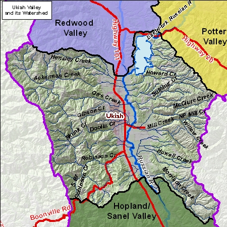 Ukiah Valley