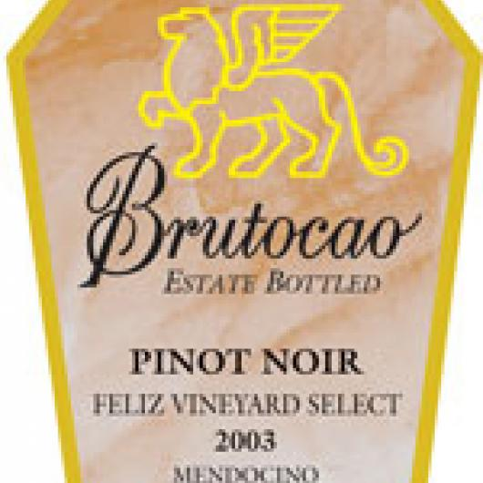 Brutocao Cellars—Hopland Ranch