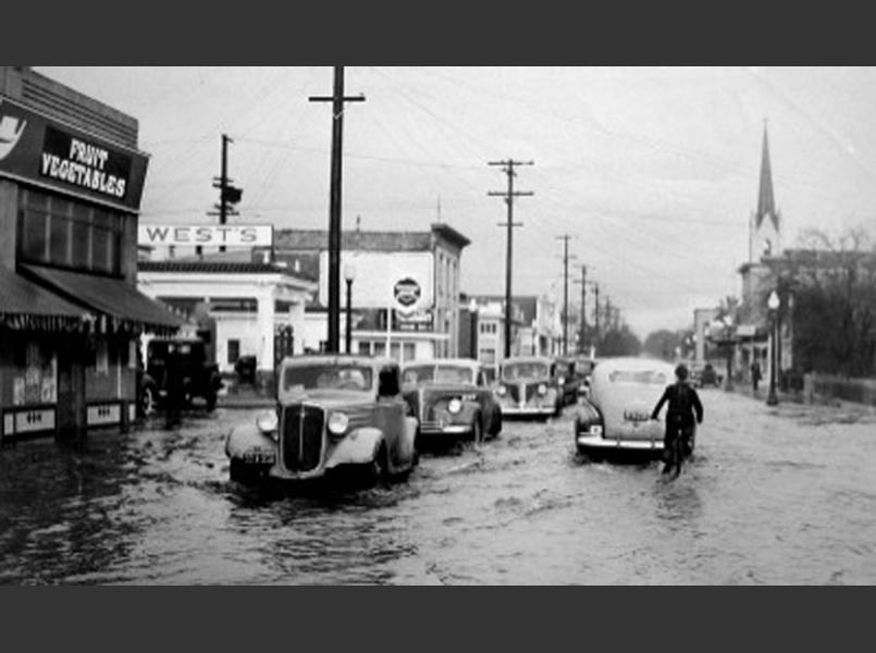 City of Napa 1940 flood