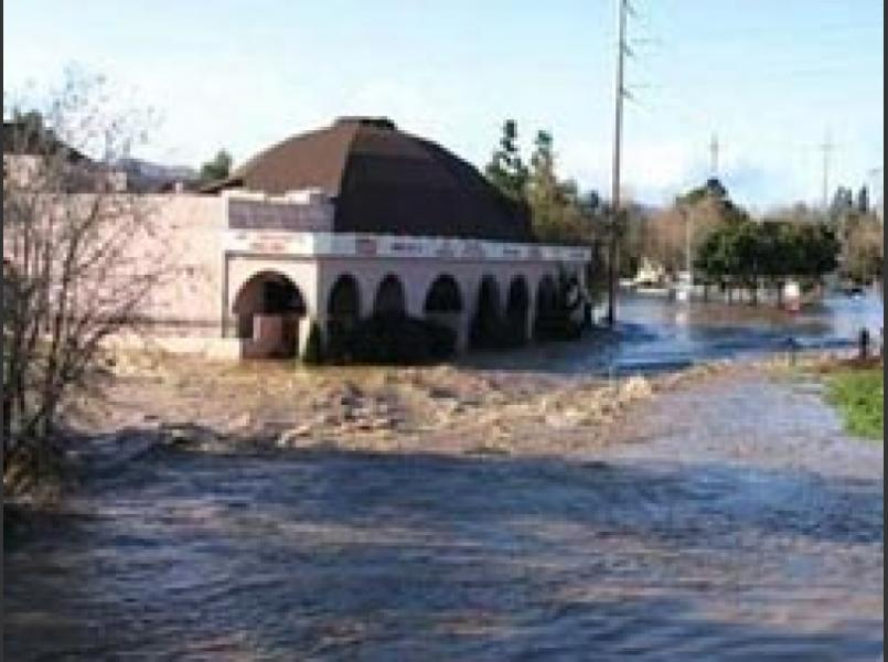 City of Napa 2006 flood