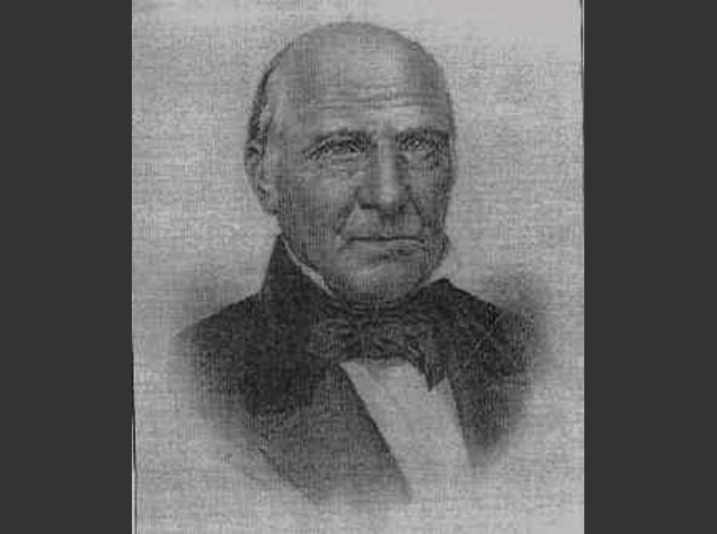 George Yount, the first American settler in the valley, moved to Napa Valley in 1831