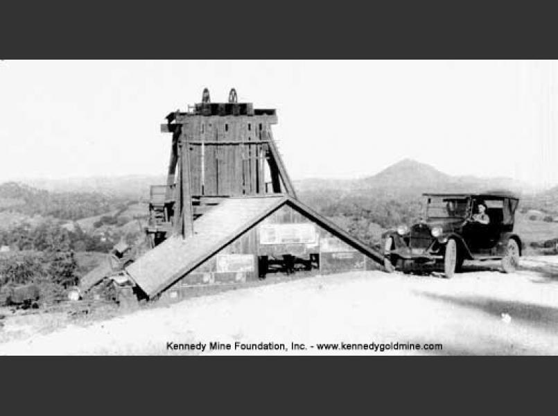 Kennedy Mine in Jackson
