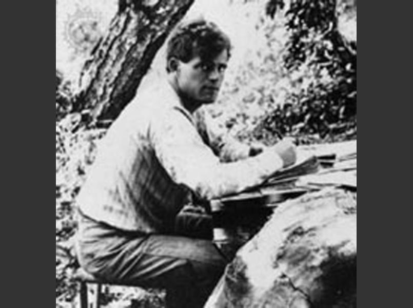 Writer Jack London