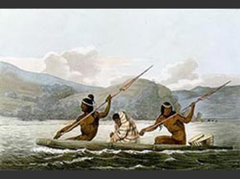 Coast Miwok Indians