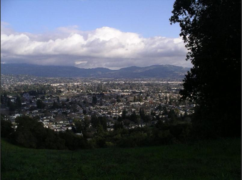 The City of Napa developed along the tidal portion of the Napa River to facilitate shipping of agricultural products to San Francisco and the gold fields