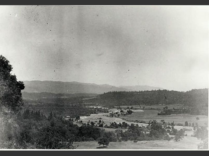 Redwood Valley in 1907