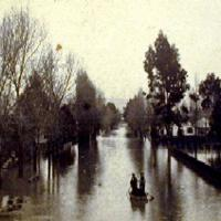 City of Napa 1905 flood