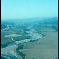 Today Alexander Valley primarily supports vineyards and wineries