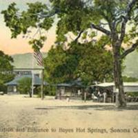 Captain Boyes' Hot Springs Resort