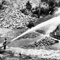 Hydraulic Gold Mining