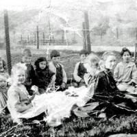 Students at Wooden Valley School
